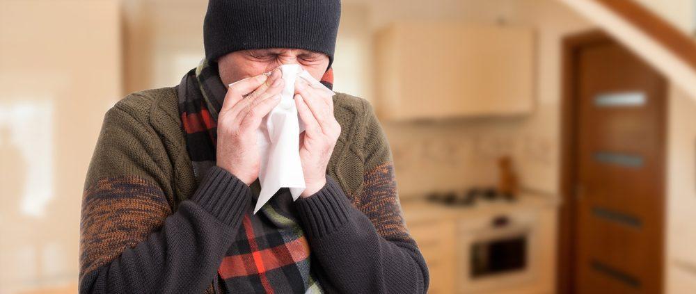 Stop Winter Allergens in Your Home