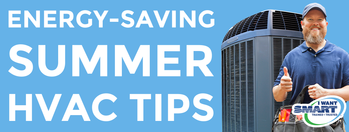 energy saving summer hvac tips